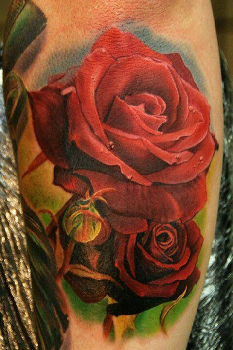realistic tattoos ink to look
