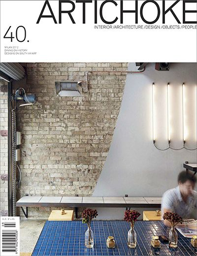Is Australia's most engaging interior architecture and design magazine for  industry professionals and the design-