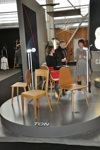 We were a part of Czech Selection at Maison et Objet in Paris, 2014
