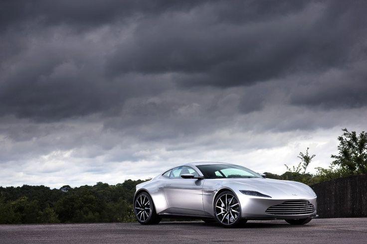 Aston Martin DB10 será leiloado!