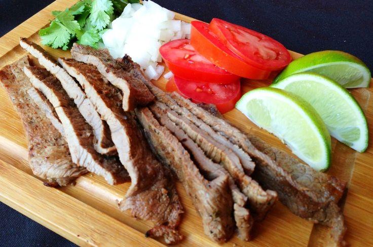 Paleo Carne Asada  @Anne Dann Cupboard