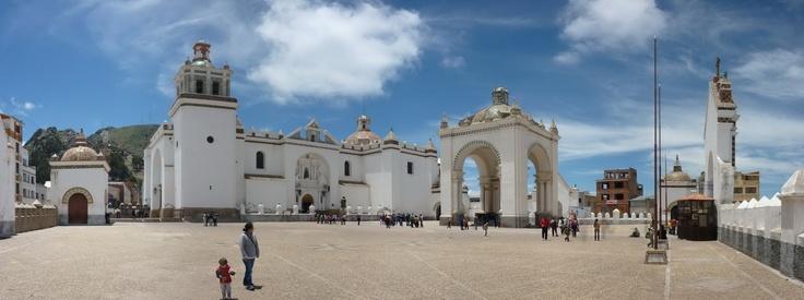 Iglesia de Copacabana - La Paz, Bolivia