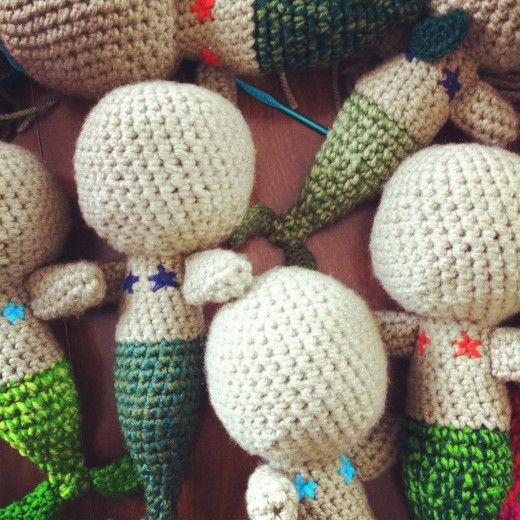 Crochet Mermaid Pattern                                                                                                                                                                                 More