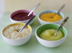Papillas de frutas naturales | Blog de BabyCenter por @Pilar Diaz Suarez Hernandez