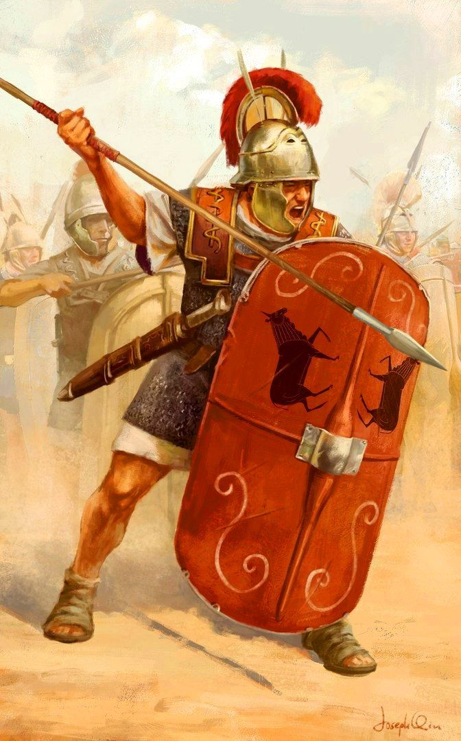 древние бойцы картинки мною