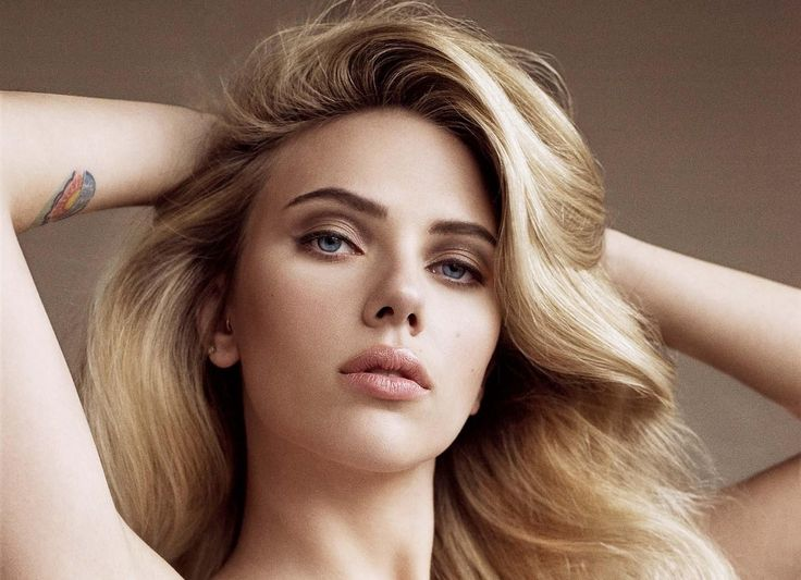 Scarlett Johansson - Topely.com | Top Ten Things of the World.