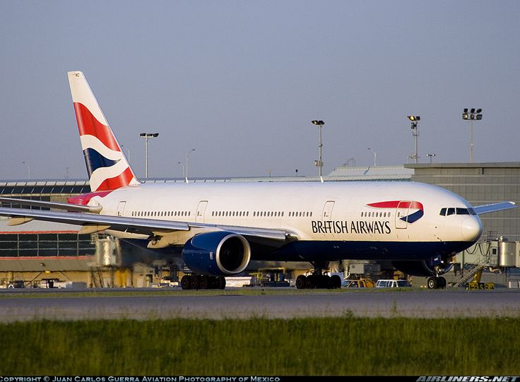 British Airways Boeing 777-236/ER (Airliners.net)