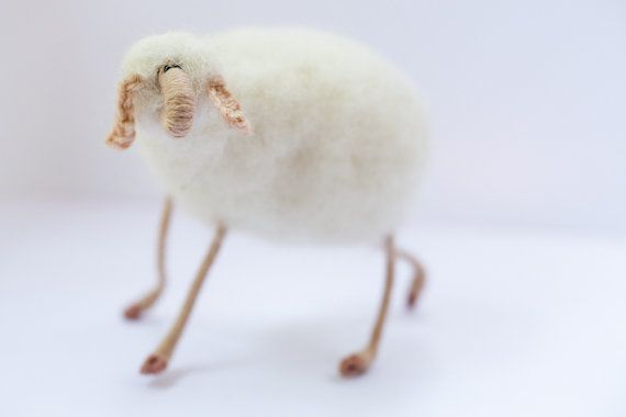 tootse Sheep by totootse on Etsy