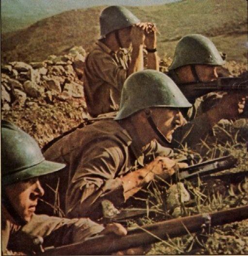 Romanian Army - WWII