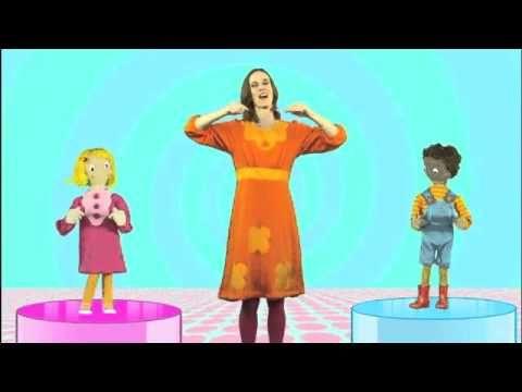 Dansen (Lotte en Max) met gebaren http://www.gebarenderwijs.nl