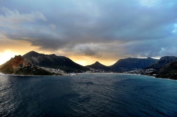 Hout Bay. Cape Town