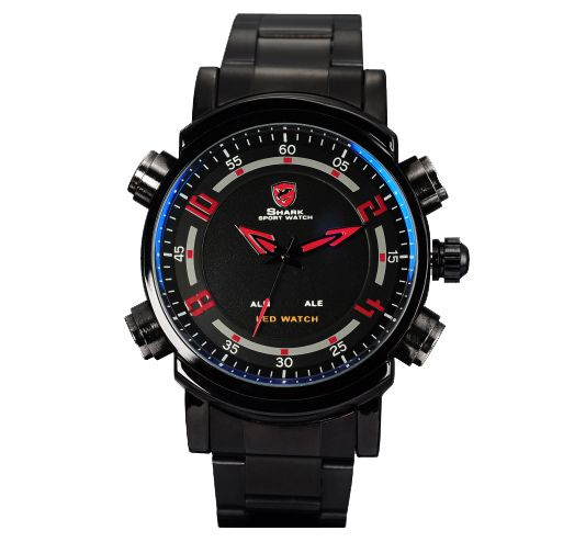 Basking Shark, mens watch Collection by Shark