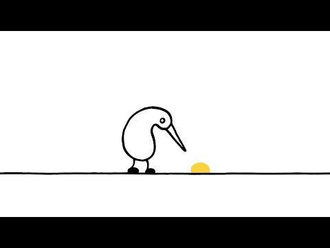 """Vale a pena parar alguns poucos minutos pra ver o que os caras da Filmbilder conseguiram dizer com tão pouco. Quanto maior o voo, maior a queda. """"Nuggets"""". Dá o play que é genial: Filmbilder é um estúdio em Sttutgat, na Alemanha. Scrip, design e direção de Andreas Hydake."""