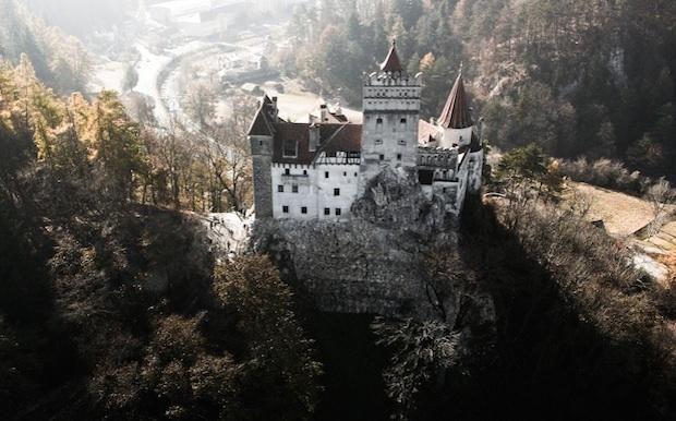Interior Bran Castle Romania | Bran Castle