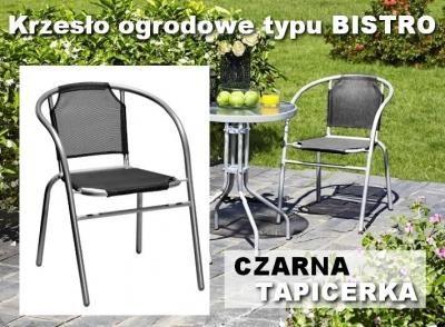 Krzesło ogrodowe BISTRO balkonowe do ogrodu C (5732017722) - Allegro.pl - Więcej niż aukcje.