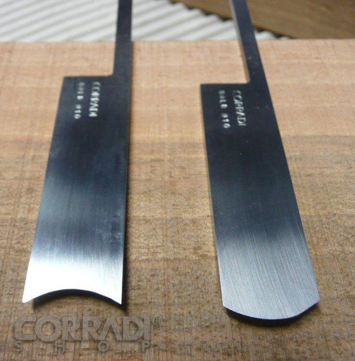 GOLD Molding Plane Irons - Click Image to Close | Woodworking - Planes, Moulding | Pinterest ...