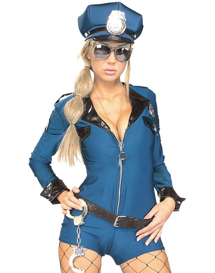 Sexy cop girls