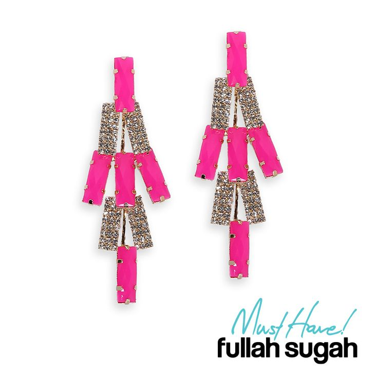 Spring/Summer 2013 | FULLAHSUGAH MUST HAVE EARRINGS | http://fullahsugah.gr