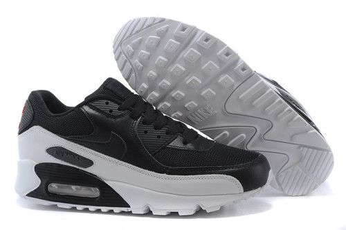 hot sale online 9bbe2 94ead Nike Air Max 90 White And Black 2015 For Men