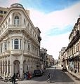 San Lazaro Street~close to where we lived before leaving Cuba in 1963.