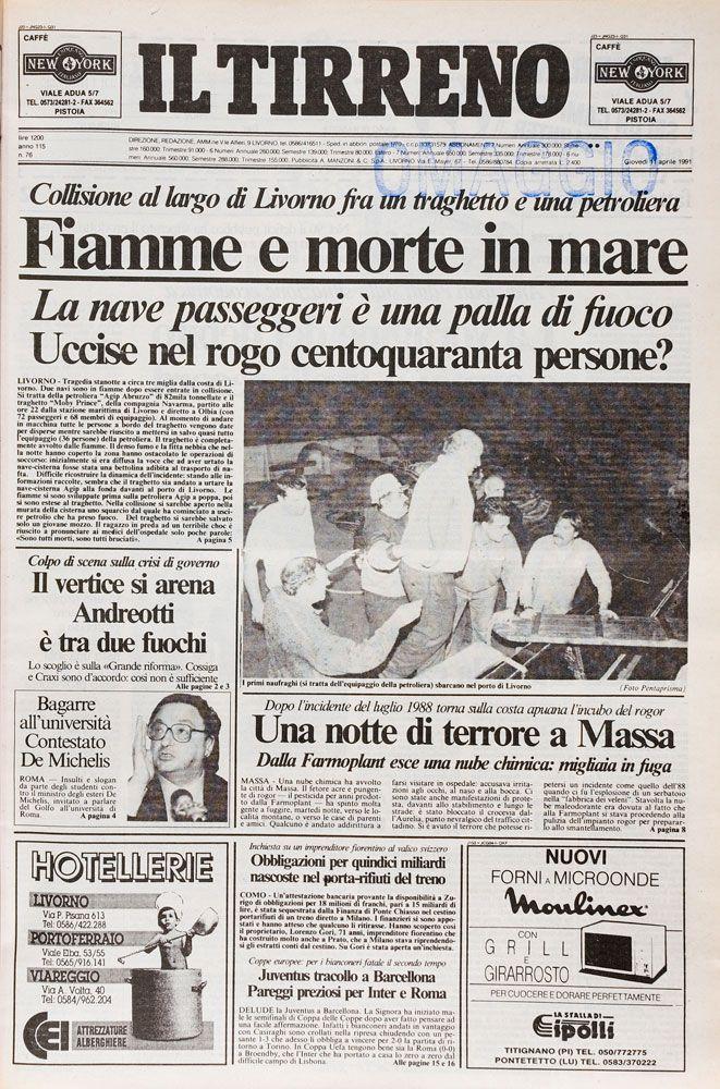 11 aprile 1991
