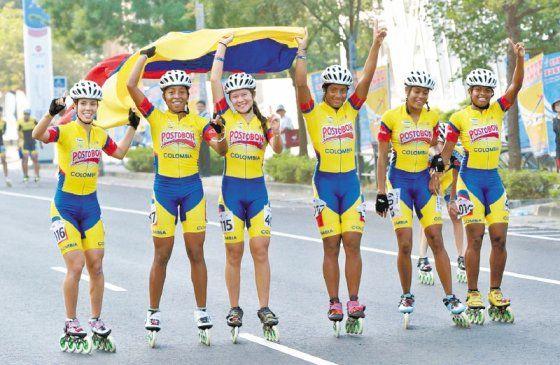 Colombia, nuevamente campeón en el Mundial de Patinaje