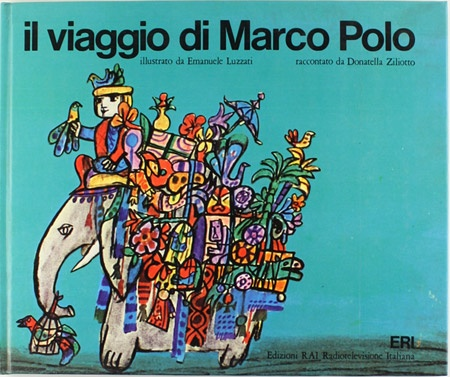 The adventures of Marco Polo. With great illustrations by Emanuele Luzzati. Just to give an idea. http://www.youtube.com/watch?v=FxAbV6a5Ku4=results_video=1=PL484D26D44342AE04