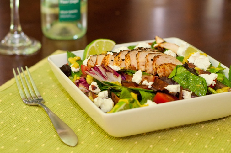 Dressing: Avocado Limes Dresses, Grilled Chicken Salad, Chicken Salads ...