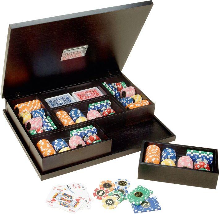 Набор для покера Renzo Romagnoli в деревянном кейсе 260 фишек / Игры Renzo Romagnoli / Настольные игры / Каталог / R-Gifts – интернет магазин подарков и сувениров