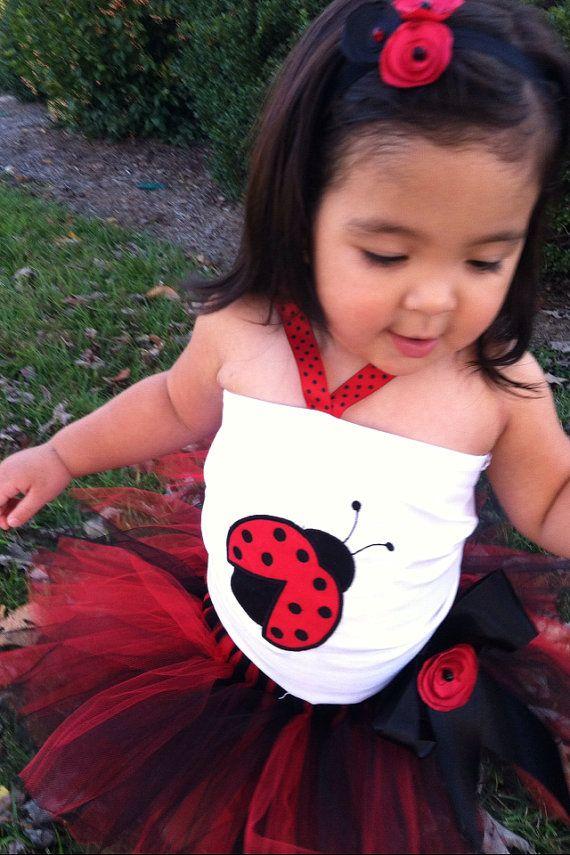 TutuGirls Tutus, Adorable Ladybugs, Diy Tutus, Tutu Pattern, Ladybugs Tutu