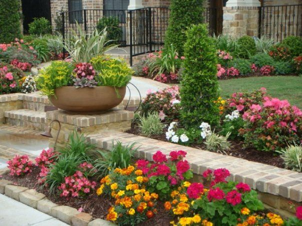 18 best residential landscape designs images on pinterest for Residential landscaping ideas