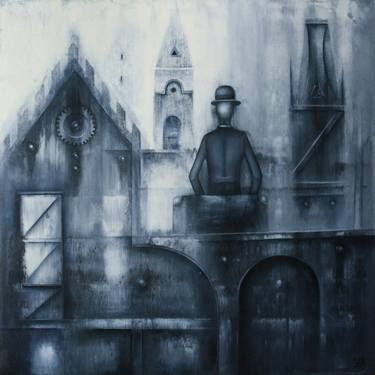 Be a Standing Cinema by Eugene Ivanov, oil on canvas, 50 X 50 cm, 1000 usd. #eugeneivanov #@eugene_1_ivanov #modern #original #oil #oil #painting #sale #hipster #art_for_sale #original_art_for_sale #modern_art_for_sale #canvas_art_for_sale #art_for_sale_artworks #art_for_sale_water_colors #art_for_sale_artist #art_for_sale_eugene_ivanov #abstract #best_abstract_art