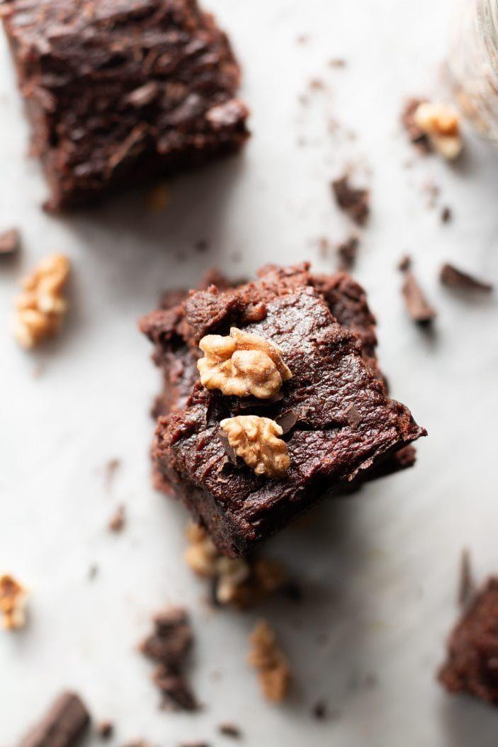 Fudgy Gluten Free Brownies Recipe Gluten Free Brownies Sugar