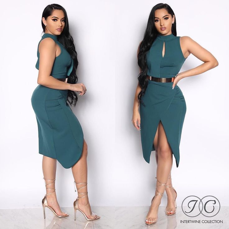 NEW IN OMG Hurry look at this New Arrival 'THE CONSERVATIVE DRESS! @theerealkarlaj is wearing a Medium Hurry shop our New Arrivals NOW! Yes Click link in bio to shop http://ift.tt/1E1UDVP || #intertwinecollection