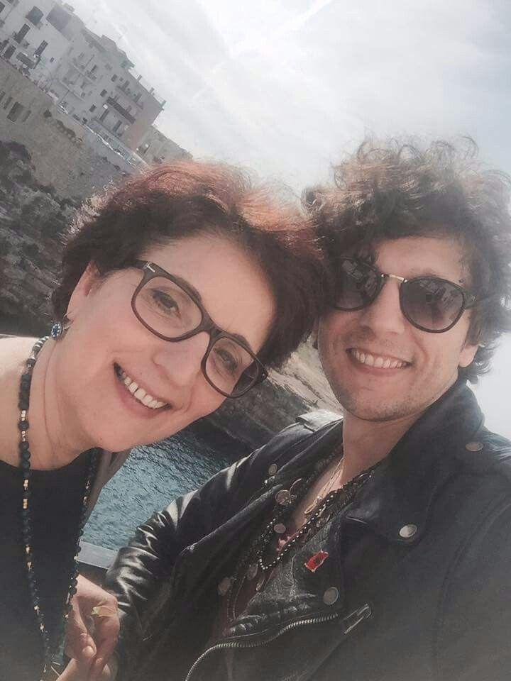 Lui e la mamma due gocce dello stesso mare