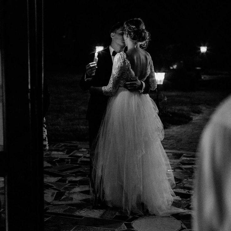 """Polubienia: 27, komentarze: 2 – Anna&Fido&T 💑🐶 (@aniawkward) na Instagramie: """"#wedding #weddingdress #weedingday #sylwiakopczynska #wife #bride #groom #husband #couple #love…"""""""