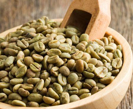 Купить зеленый кофе в зернах в Москве