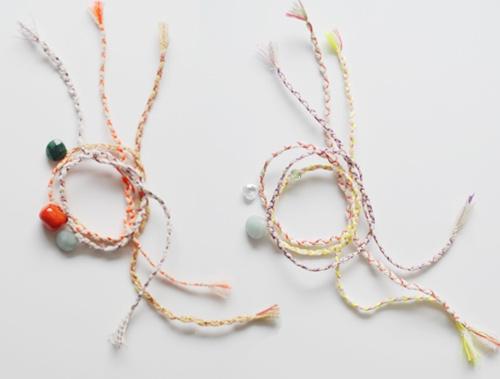 wish braceletsDiy Jewely, Emma Cassai, Emma Cassie, Jewels Rocks, Jewels Ideas, Yummy Jewels, Handmade Jewelry, Jewelry Diy, Bracelets Emma
