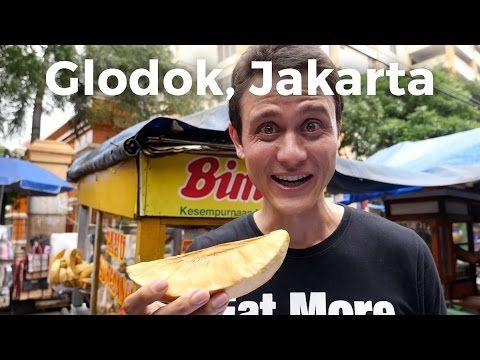 Indonesian Street Food Tour of Glodok in Jakarta