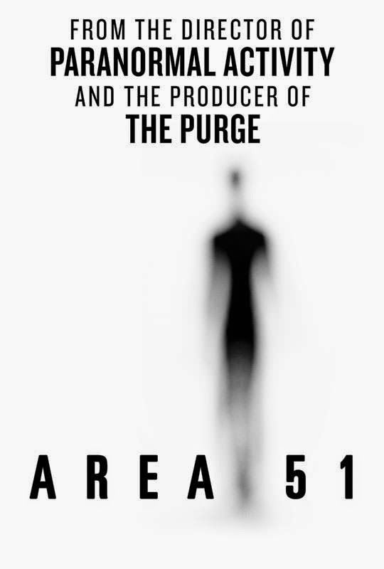 Area 51 (2015) poster