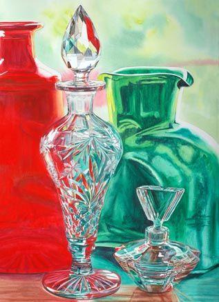 Carol Creel Watercolor   WATERCOLOR