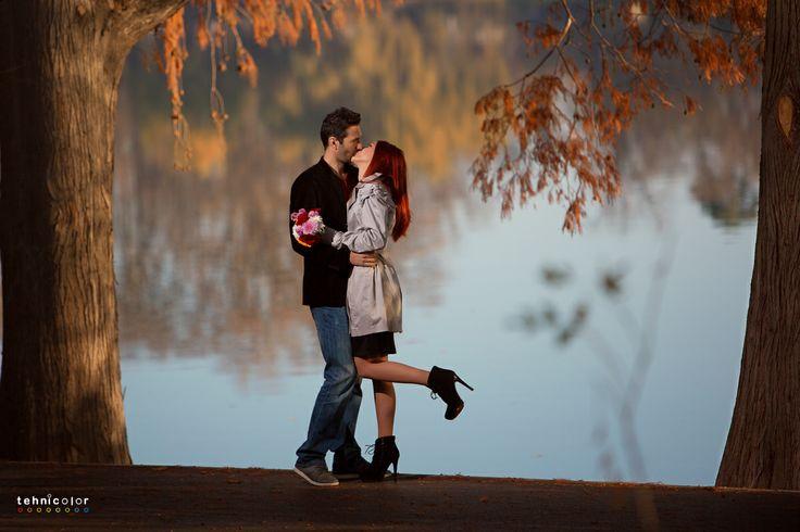 Una din fotografiile care mi-a placut cel mai mult din sesiunea foto de logodna.