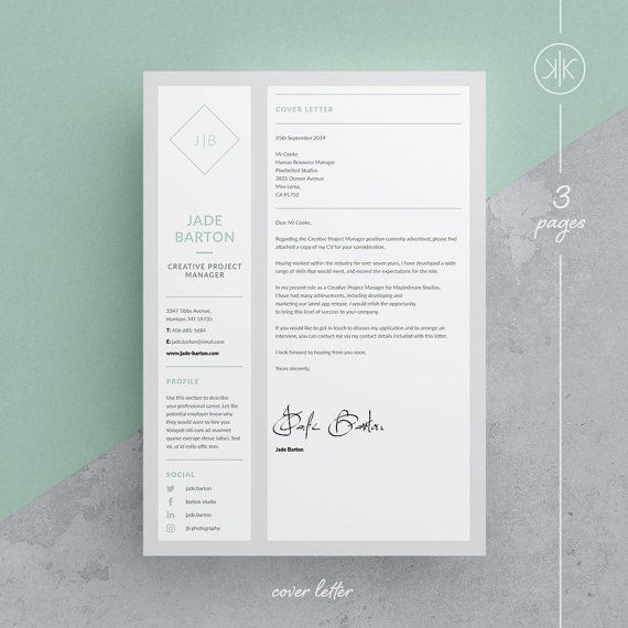 33 best CV images on Pinterest Resume templates, Cv template and - apple pages resume template