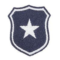 select Police Shield personalization