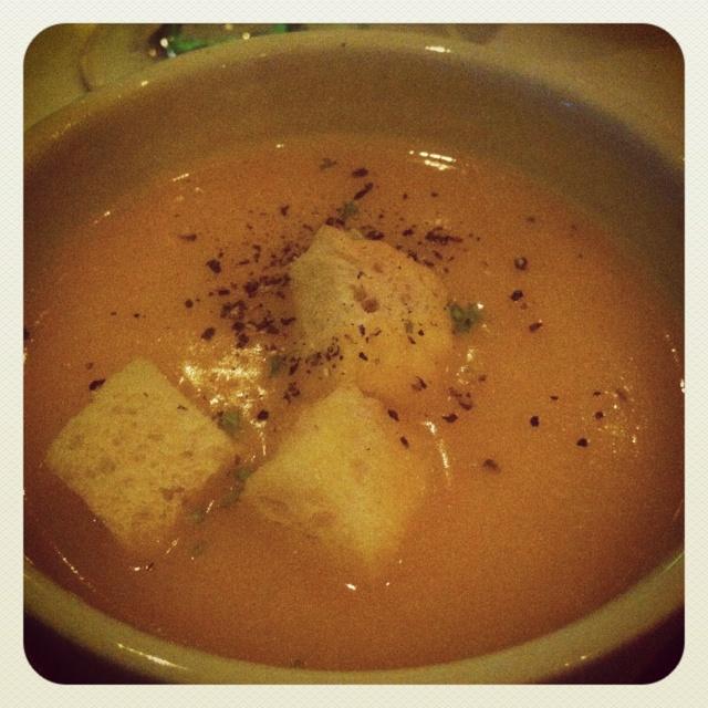 Pumpkin Soup | Food! | Pinterest