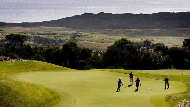 Mornington Peninsula Golf - Cape Schanck Gold Course