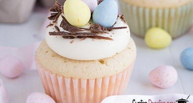 Cupcake pasquali per la vostra tavola pasquale