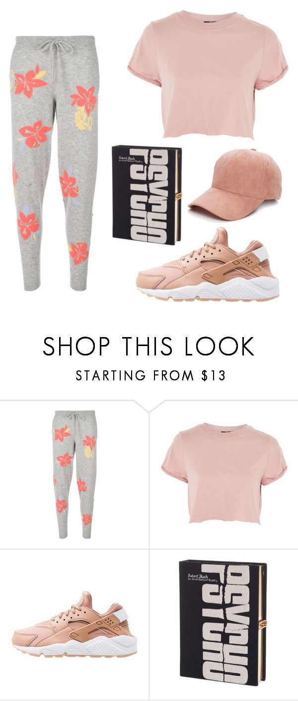 """""""Untitled #319"""" by denysa-boldog on Polyvore featuring Chinti and Parker, Topshop, Olympia Le-Tan and Collection XIIX"""