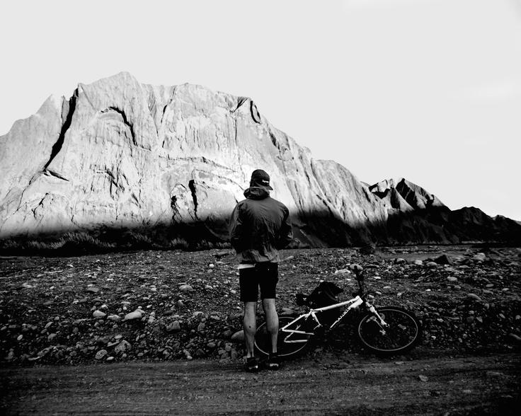 El desierto, una bici y una cámara