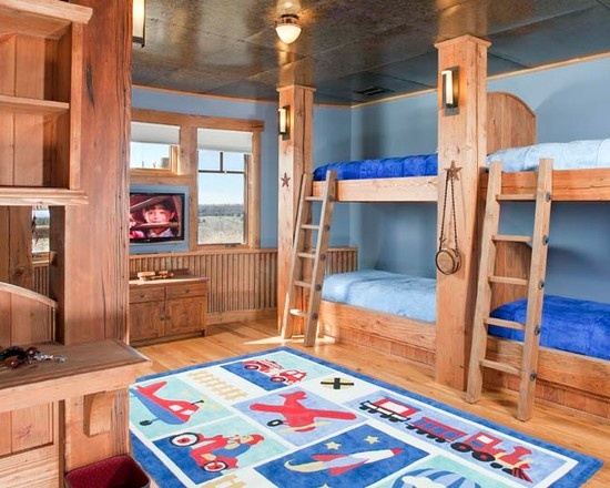 Bunk Beds Denver 4 Photo Gallery For Website Traditional Kids
